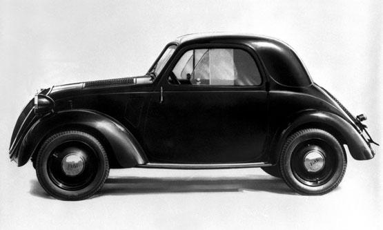 La Fiat 500, l'auto che motorizzato gli italiani; mezzo ...